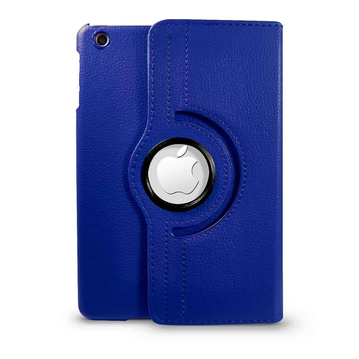 Rotate Case for iPad Mini 4 - Dark Blue