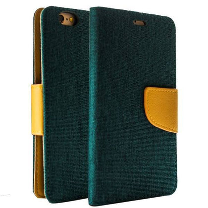 Wing Wallet Case for S6EP - Light Green