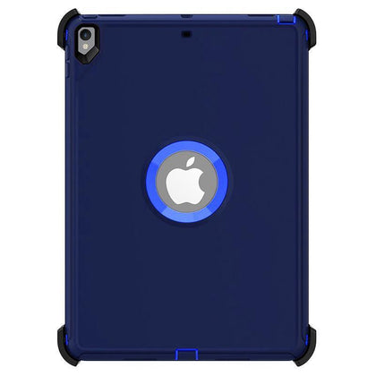 DualPro Protector for iPad Pro 10.5 - Dark Blue & Blue