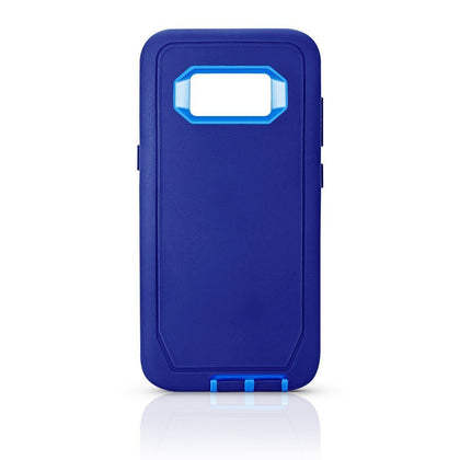 DualPro Protector Case for S8 - Dark Blue & Blue