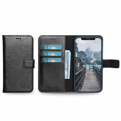 BNT Wallet  Magnet Magic for iPhone 11 - Black
