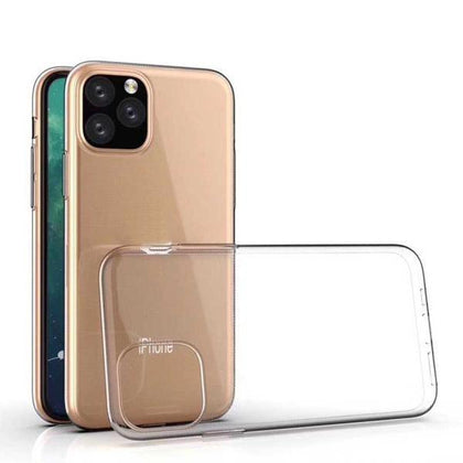 Hard Clear Case For iPhone 11