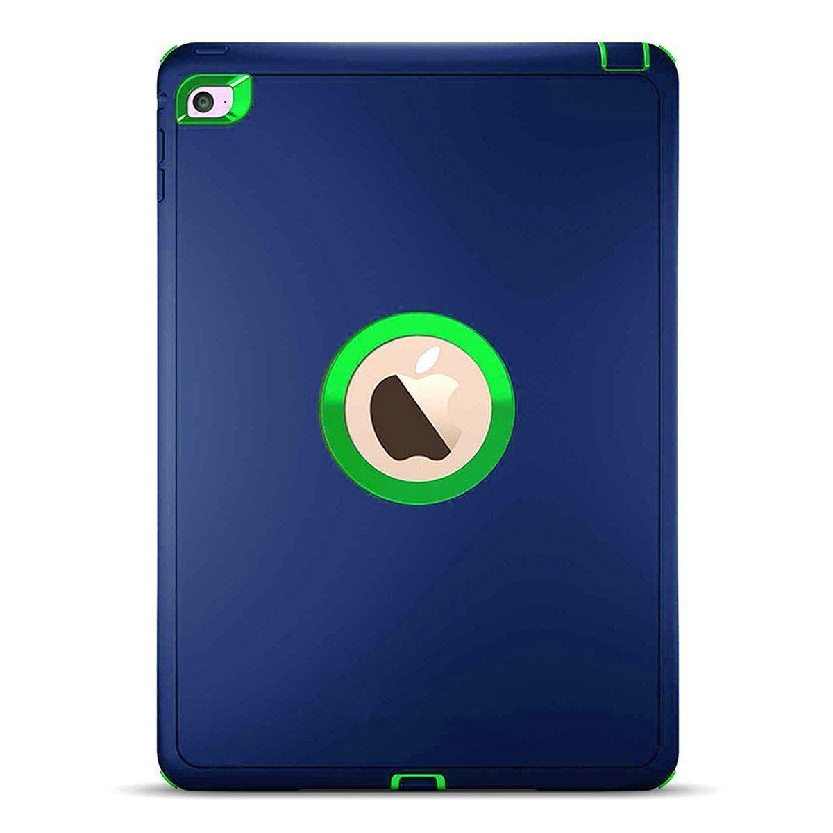 DualPro Protector for iPad Mini 3 - Dark Blue & Green