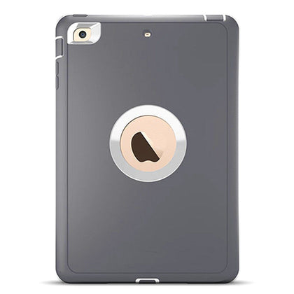 DualPro Protector for iPad 2/3/4 - Grey & White