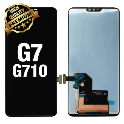 LCD Assembly for LG G7 Thing Q (G710) Without Frame (Premium Quality) - Black