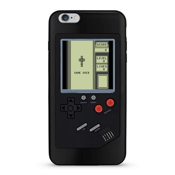 Gaming Case for iPhone 6 - Black