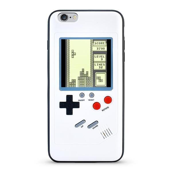 Gaming Case for iPhone 6 - White