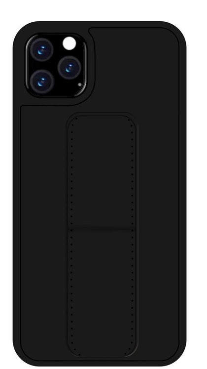Wrist Strap Case for iPhone 11 Pro - Black