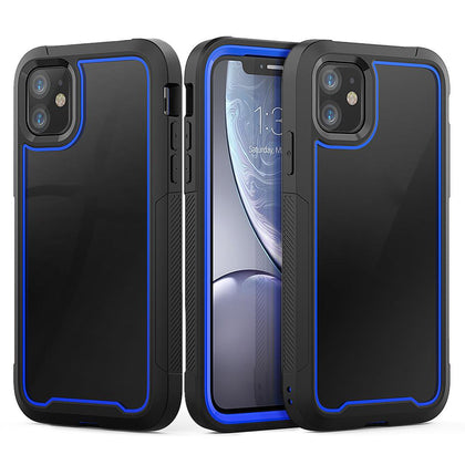 2 in 1 Sport Case for iPhone 11 - Blue