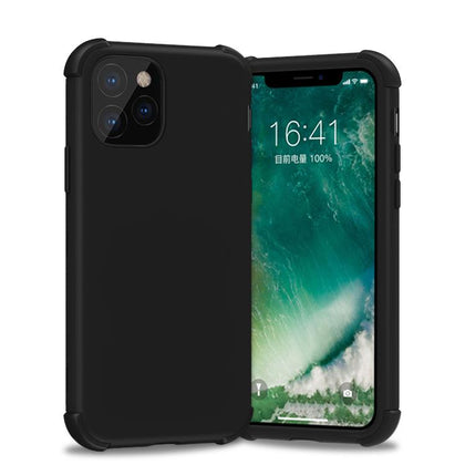 Bumper Hybrid Combo Layer Protective Case for iPhone 11 Pro Max - Black