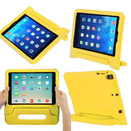 Handle Case (Carry) Case for iPad AIR 1/Air 2/ 9.7/iPad 5 (2017)/iPad 6(2018) - Yellow