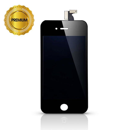 LCD Digitizer for iPhone 4 - Black (High Quality) case