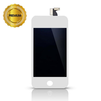 LCD Digitizer for iPhone 4S - White (High Quality) case