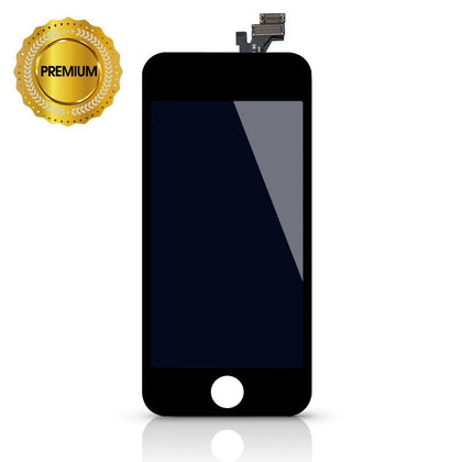 LCD Digitizer for iPhone 5C - Black (High Quality) case