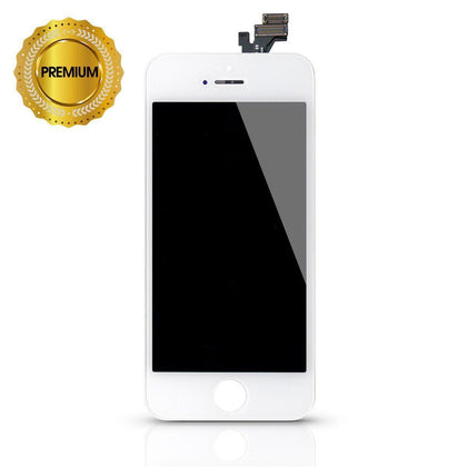 LCD Digitizer for iPhone 5G - White (High Quality) case