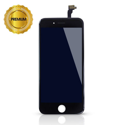 LCD Digitizer for iPhone 6 - Black (High Quality) case