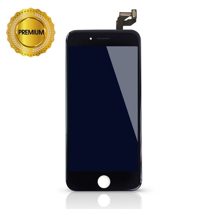 LCD Digitizer for iPhone 6S - Black (High Quality) case