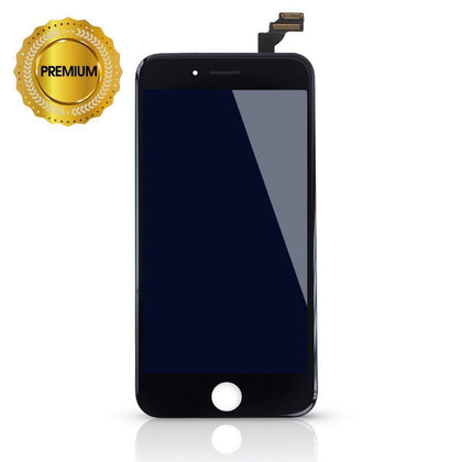 LCD Digitizer for iPhone 6 Plus - Black (High Quality) case