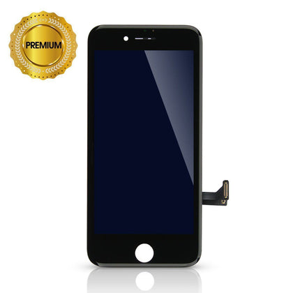 LCD Digitizer for iPhone 8 - Black (High Quality) | MobilEnzo