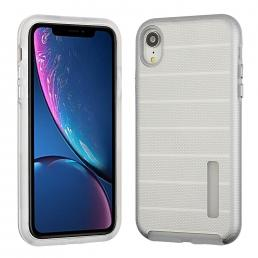 Destiny Case for iPhone XR - Silver