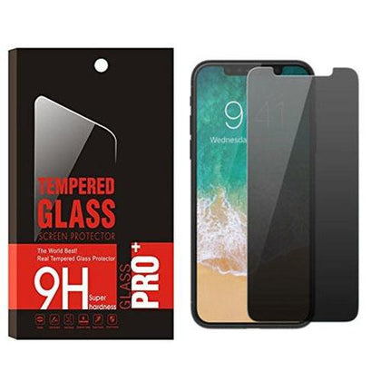 Privacy Tempered Glass for iPhone XR, 11