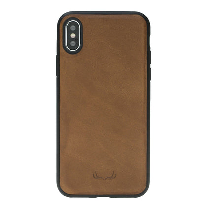 BNT Wallet  Magnet Magic for iPhone XR - Brown