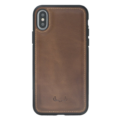 BNT Flex Cover for iPhone Xs Max - Brown