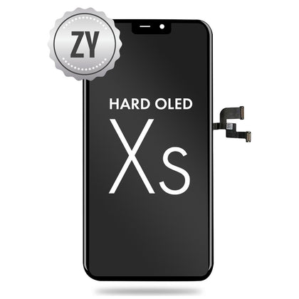 OLED Assembly For iPhone XS (ZY Hard Oled) - Black
