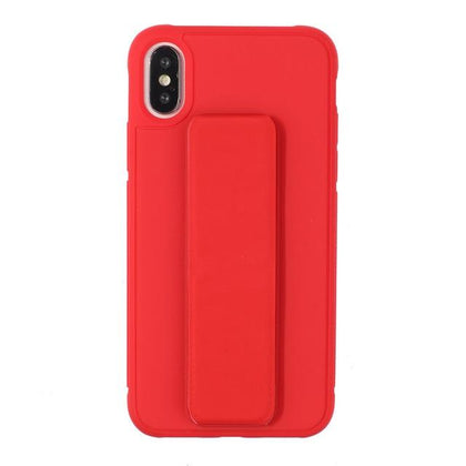 Wrist Strap Case for iPhone XR - Red