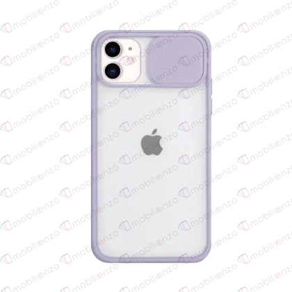 Camera Protector Case for iPhone 11 Pro - Light Purple