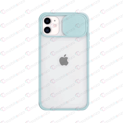 Camera Protector Case for iPhone 11 Pro Max - Light Teal