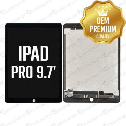 LCD Assembly with Digitizer for iPad Pro 9.7 - Black