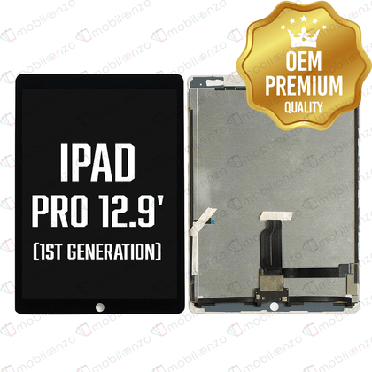 LCD with Digitizer for iPad Pro 12.9' (1st Generation) Black