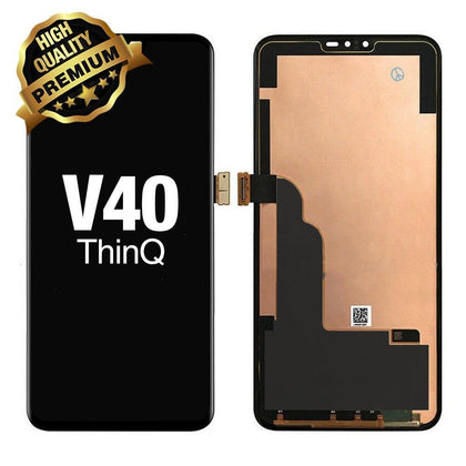 LCD Assembly for LG V40 Thin Q (Premium Quality) - Black