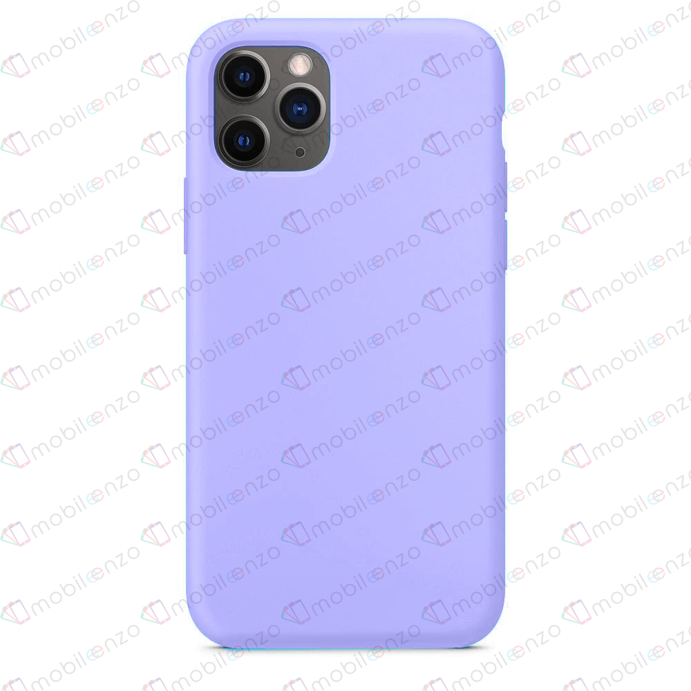 Premium Silicone Case for iPhone 11 Pro - Lilac