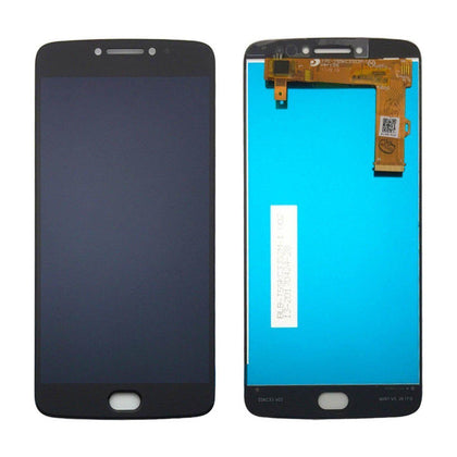 LCD Assembly for Motorola E4 Plus (XT1775) - Black | MobilEnzo