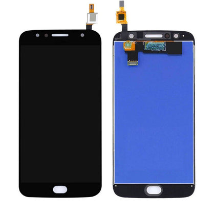 LCD Assembly for Motorola G5S (XT1793) - Black | MobilEnzo