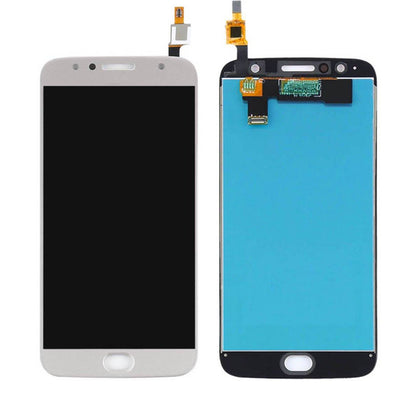 LCD Assembly for Motorola G5S (XT1793) - White | MobilEnzo