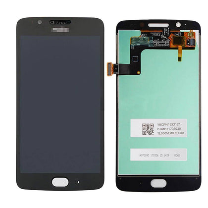 LCD Assembly for Motorola G5 Plus(XT1680 / XT1685) - Black | MobilEnzo