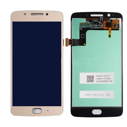 LCD Assembly for Motorola G5 Plus(XT1680 / XT1685) - Gold | MobilEnzo
