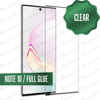 Tempered Glass for Samsung -  Full Glue - N10