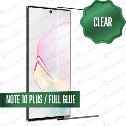 Tempered Glass for Samsung -  Full Glue - N10 PLUS