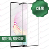 Tempered Glass for Samsung Galaxy Note Series - Note 10 Case Friendly Full Cover