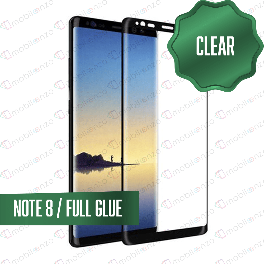 Tempered Glass for Samsung -  Full Glue - Note 8
