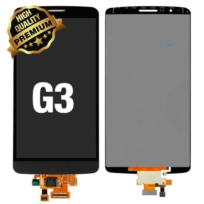 LCD Assembly for LG G3 (Premium Quality) - Black