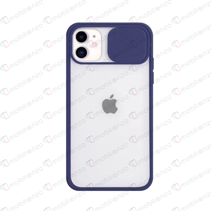 Camera Protector Case for iPhone 11 Pro Max - Navy Blue