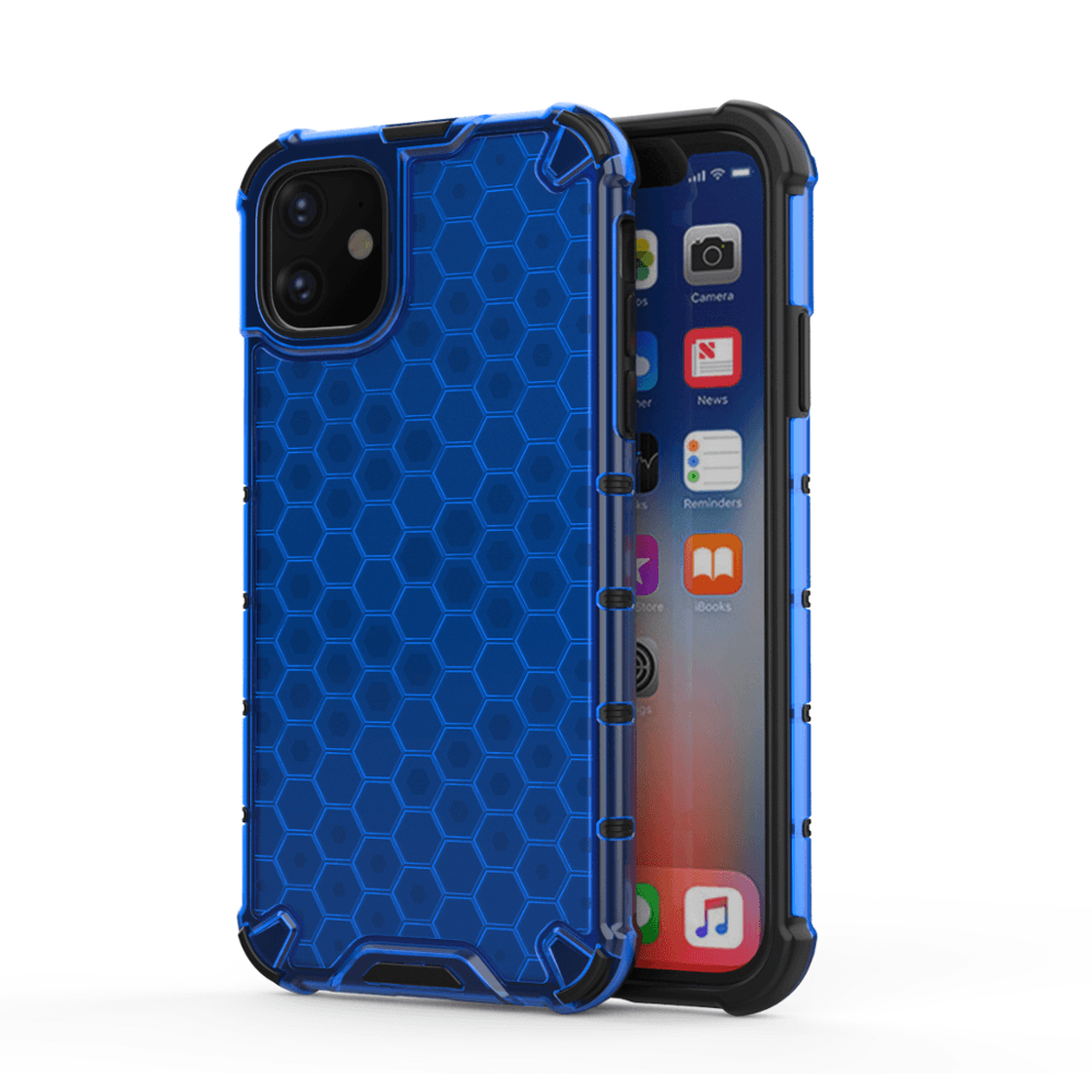 Lucid Hexa Case for iPhone 11 Pro Max - Blue