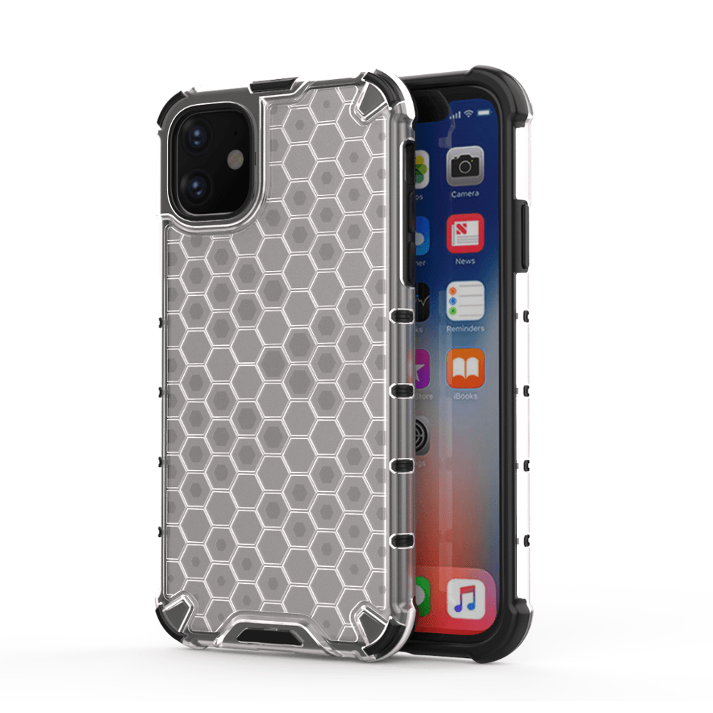 Lucid Hexa Case for iPhone 11 - Clear