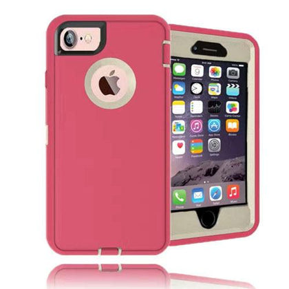 DualPro Protector Case for I5 - Pink & White