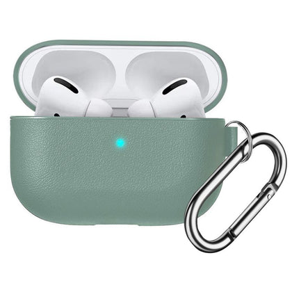 Premium Silicone Case for Apple Airpods Pro - Pine Needle Green